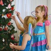 новый год :: Вероника Полканова