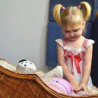 Детская забота :) :: Вероника Полканова