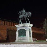 Памятник Дмирию Донскому в г. Коломне. :: Victor Klyuchev