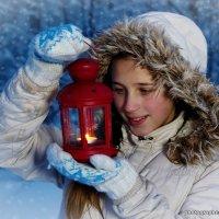 Зимняя сказка :: Алиса Кондрашова