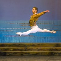 Прыжок :: Алексей Борисов
