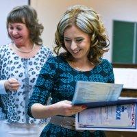 Вручение дипломов :: Алёна Михеева