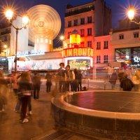 париж-Мулен Руж 2 :: Александр Беляков