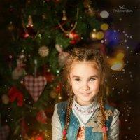 Новогодние сны :: Ольга Шеломенцева