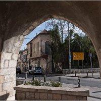 Улочка в Иерусалиме. :: Lmark
