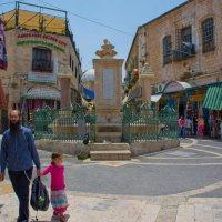 Старый город Иерусалима :: Игорь Герман