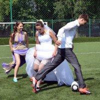 Девочки против мальчиков :: донченко александр