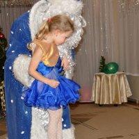 Ещё чуть-чуть и Новый Год войдёт! :: Ирина Данилова