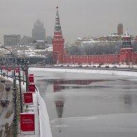 Сало на Москва-реке :: Виталий Авакян