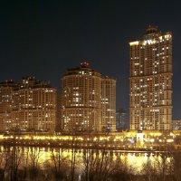 Москва, Венера и Алые паруса :: Николай