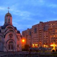Мирское и духовное :: Николаева Наталья