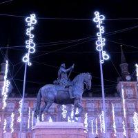 Король и Рождество. :: Игорь Синий