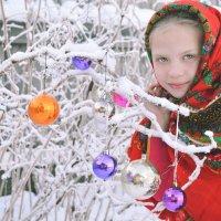 Всех поздравляю С Новым Годом! :: Светлана