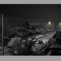 А снег не знал и падал... :: Борис Херсонский