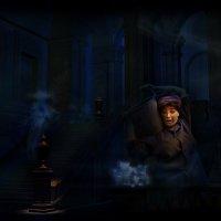 Ночь в музее. :: Сергей Шишков