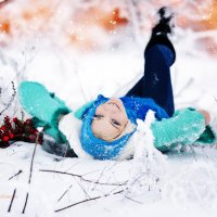 Сказочная Зима! :: Алла Кочкомазова