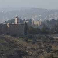 Монастырь Мар Илиас, Иерусалим :: Игорь Герман