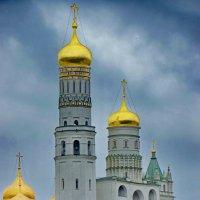 кремлёвские купола :: Александр Шурпаков