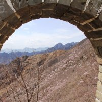 Великая Китайская Стена. Участок Мутиньюй. :: Виктория