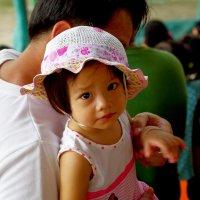 Маленькая китаяночка :: Михаил Рогожин