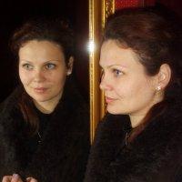 отражение :: Ирина Красникова-Дашкова