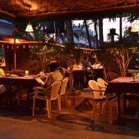 2012 год. Индия. Мой любимый ресторан :: Владимир Шибинский