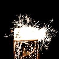 Шампанское в огне. :: Dmitri_Krzhechkovski Кржечковски