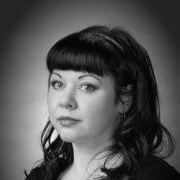 Черно-белый портрет :: Анатолий Тимофеев