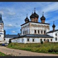 Деревяницкий монастырь, Великий Новгород :: Евгений Никифоров