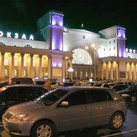 Ночной вокзал :: Юрий Муханов