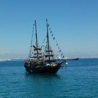 Пиратский корабль)) :: Просто witamin