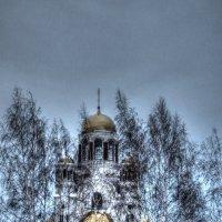 Екатеринбург. Храм на Крови. :: Сергей Комков