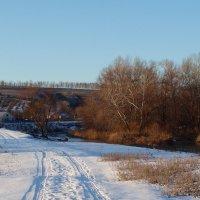 А вокруг зима, зима. зима... :: Владимир Горбунов