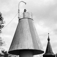 две башни. :: сергей лебедев