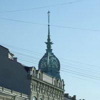 Питерские вертикали :: Александр Петров