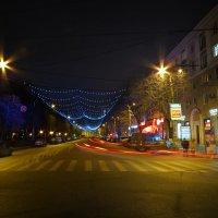 вечерняя улица :: Василий Алехин