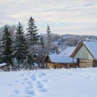 Первый день Нового года. :: Олег Помогайбин