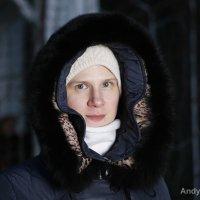 просто зимний портрет :: Андрей Богданов АндиСтудия.РФ
