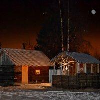 За городом зима... :: Елена Третьякова