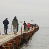 Январь в Анапе :: Елена Анатольевна Олюнина