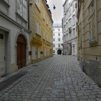 Улица Домгассе в Вене :: Олег Козлов