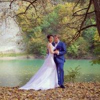 осенняя свадьба :: Евгения Мотасова