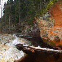 Зимний пейзаж :: Денис Матвеев