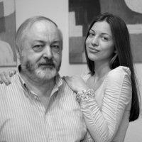 Внучка уже большая :: Владимир Шибинский