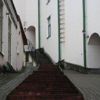 Лестница... :: Павел Ямщиков