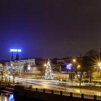 Вид с моста на набережную Даугавы :: Peiper ///