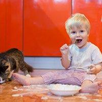 Детство - это когда... :: Мария Арбузова