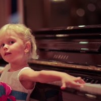 пианистка :: Владимир Штогрин
