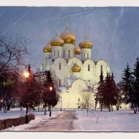 Успенский собор в Ярославле :: Алексей Свирин
