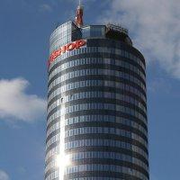 Здание Intershop г.Йена, Германия :: Eduard Mezker